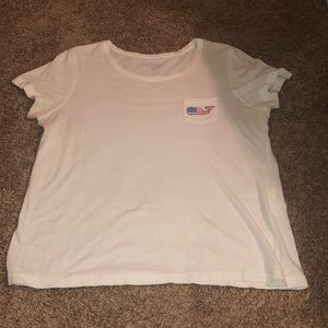 Vineyard Vines Fourth of July T-shirt